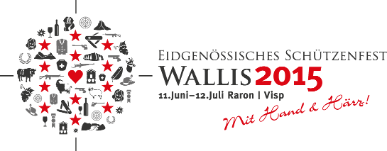 Auslandschweizertag - Eidg. Schützenfest Wallis 2015